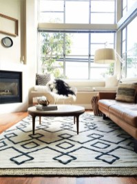 Wonderful Living Room Rug Layering Combination For Sweet Home28