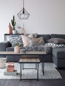 Wonderful Living Room Rug Layering Combination For Sweet Home37
