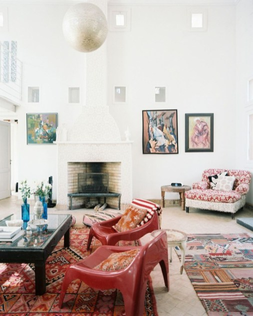 Wonderful Living Room Rug Layering Combination For Sweet Home41