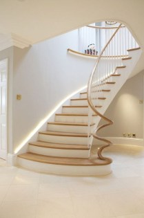 Wonderful Staircase Design Ideas That Inspires Living Room Ideas10