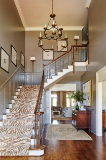 Wonderful Staircase Design Ideas That Inspires Living Room Ideas12