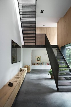 Wonderful Staircase Design Ideas That Inspires Living Room Ideas15