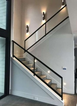 Wonderful Staircase Design Ideas That Inspires Living Room Ideas26