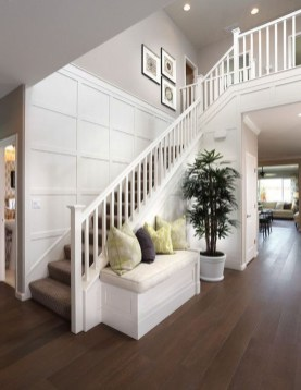 Wonderful Staircase Design Ideas That Inspires Living Room Ideas27