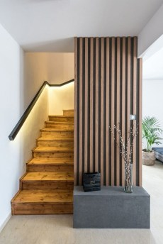 Wonderful Staircase Design Ideas That Inspires Living Room Ideas36