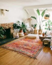 Awesome Bohemian Living Room Decor Ideas19