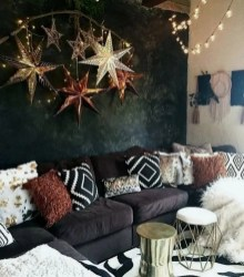 Awesome Bohemian Living Room Decor Ideas29