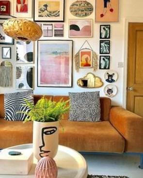 Awesome Bohemian Living Room Decor Ideas34