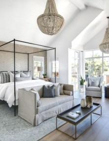 Comfy Master Bedroom Design Ideas37