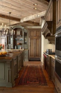 Cool French Country Kitchen Decorating Ideas05