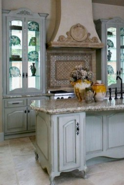 Cool French Country Kitchen Decorating Ideas08