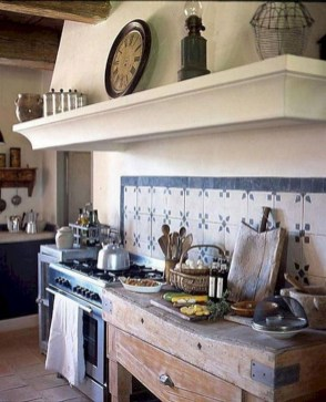 Cool French Country Kitchen Decorating Ideas25
