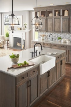 Cool French Country Kitchen Decorating Ideas27