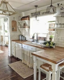 Cool French Country Kitchen Decorating Ideas31