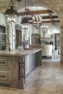 Cool French Country Kitchen Decorating Ideas33