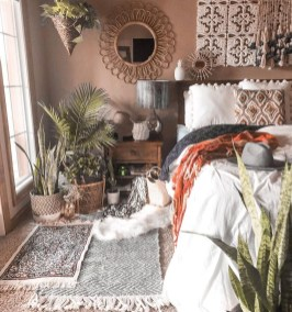 Cozy Diy Bohemian Bedroom Decor Ideas21