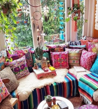 Cozy Diy Bohemian Bedroom Decor Ideas23