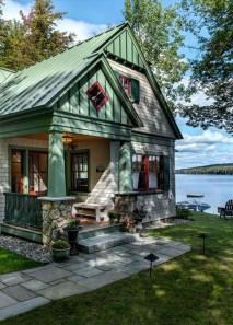 Creative Lake House Exterior Designs Ideas04