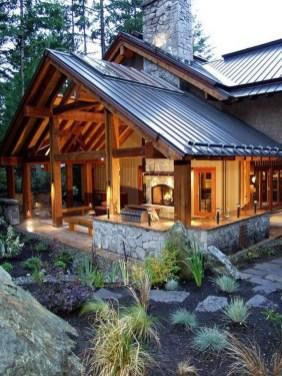 Creative Lake House Exterior Designs Ideas16
