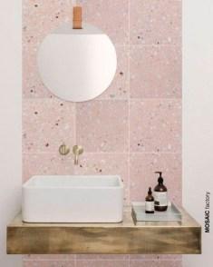 Elegant Bathroom Sink Decorating Ideas For Bathroom04