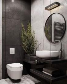 Elegant Bathroom Sink Decorating Ideas For Bathroom11