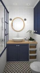 Elegant Bathroom Sink Decorating Ideas For Bathroom13