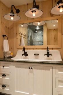Elegant Bathroom Sink Decorating Ideas For Bathroom27