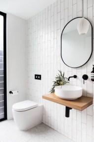 Elegant Bathroom Sink Decorating Ideas For Bathroom40