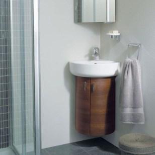 Elegant Bathroom Sink Decorating Ideas For Bathroom44