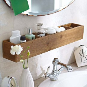 Elegant Bathroom Sink Decorating Ideas For Bathroom48