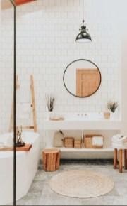 Elegant Bathroom Sink Decorating Ideas For Bathroom49