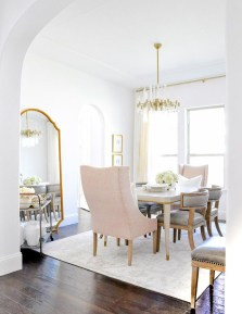 Elegant Small Dining Room Decorating Ideas05