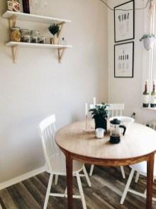 Elegant Small Dining Room Decorating Ideas32