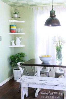 Elegant Small Dining Room Decorating Ideas36