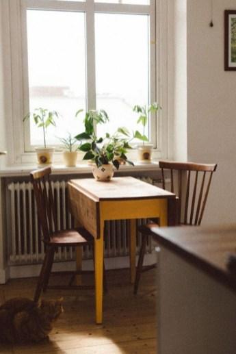 Elegant Small Dining Room Decorating Ideas38