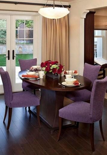 Elegant Small Dining Room Decorating Ideas39