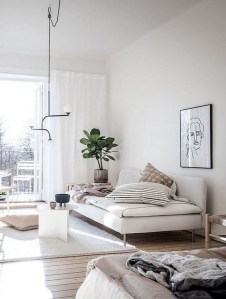 Fascinating Scandinavian Living Room Designs Ideas23