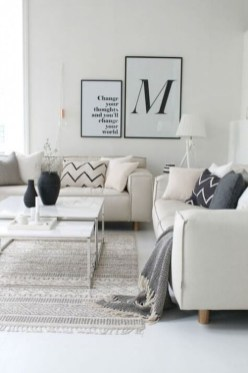Fascinating Scandinavian Living Room Designs Ideas26