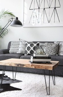 Fascinating Scandinavian Living Room Designs Ideas30