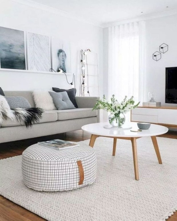 Fascinating Scandinavian Living Room Designs Ideas37