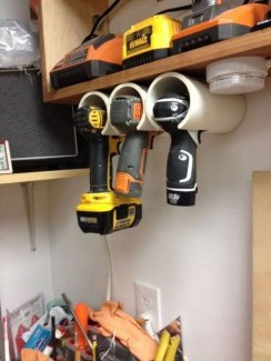 Gorgoeus Diy Garage Storage Organization Tips Ideas14