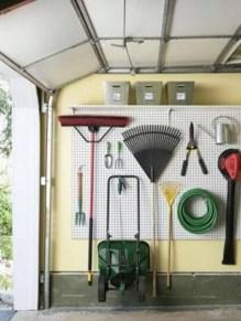 Gorgoeus Diy Garage Storage Organization Tips Ideas28