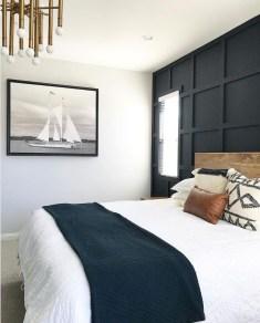 Impressive Coastal Bedroom Decorating Ideas32