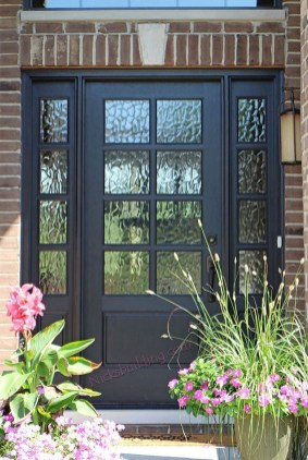 Incredible Homes Decorating Ideas With Black Exteriors27