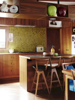 Inspiring Mid Century Kitchen Remodel Ideas17