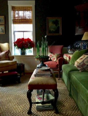 Perfect French Country Living Room Design Ideas09