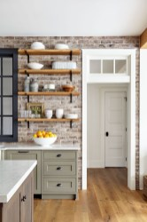Pretty Farmhouse Kitchen Makeover Design Ideas On A Budget22