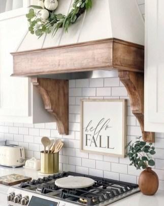 Pretty Farmhouse Kitchen Makeover Design Ideas On A Budget33