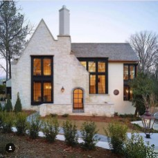 Pretty Stone House Design Ideas On A Budget01