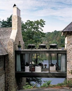 Pretty Stone House Design Ideas On A Budget12